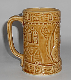 617babd05bb Vintage Shenango China Gesundheit Pottery Beer Mug