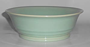 Franciscan Pottery Montecito Gloss Celadon Vegetable B