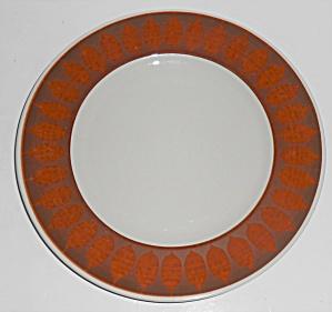 Franciscan Pottery Terra Cotta Salad Plate (Image1)