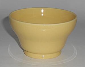 Franciscan Pottery El Patio Gloss Yellow Marmalade Jar (Image1)