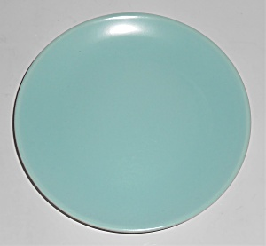 Catalina Pottery Rancho Duotone Ware Satin Turquoise Br
