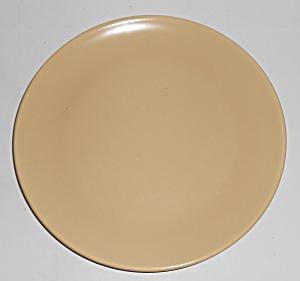 Catalina Pottery Rancho Ware Catalina Sand Salad Plate (Image1)