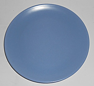 Catalina Pottery Rancho Ware Catalina Dark Blue Salad P (Image1)