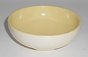 Catalina Pottery Rancho Ware Duotone SatinYellow/Ivory  (Image1)