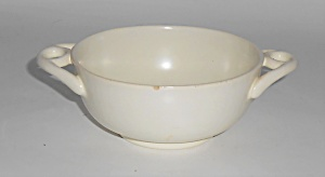 Franciscan Pottery Catalina Rancho Satin Ivory #c-42 Cr