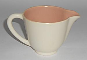 Franciscan Pottery Catalina Rancho Duotone Creamer (Image1)