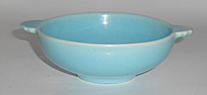 Franciscan Pottery Catalina Rancho Gl Turquoise Fruit