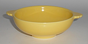 Franciscan Pottery Catalina Rancho Gloss Yellow Fruit B
