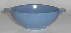 Franciscan Pottery Catalina Rancho Satin Dark Blue Cer