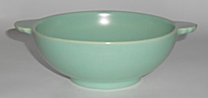 Franciscan Pottery Catalina Rancho Satin Green Cereal B