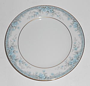 Noritake Porcelain China Avalon W/gold Bread Plate