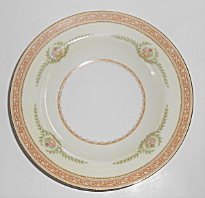Noritake China Porcelain Durer W/gold Rimmed Soup