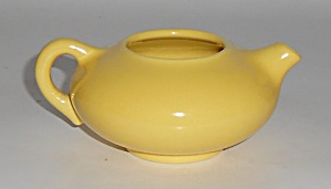 Franciscan Pottery El Patio Gloss Yellow Demitasse Cr