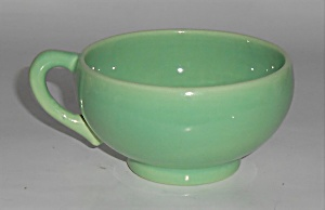 Franciscan Pottery El Patio Early Gloss Apple Green Cup (Image1)