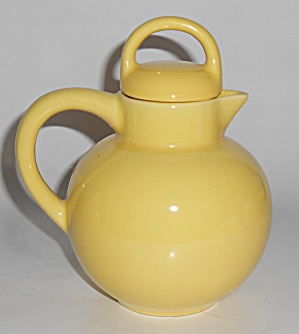 Franciscan Pottery El Patio Gloss Yellow Small Guernsey