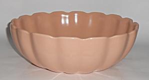 Franciscan Pottery Catalina Rancho Coral Salad Bowl (Image1)