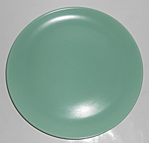 Catalina Pottery Rancho Ware Satin Green Large Dinner