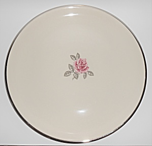 Franciscan Pottery Fine China Encanto Rose Chop Plate