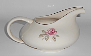 Franciscan Pottery Fine China Encanto Rose Gravy Bowl