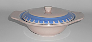Vernon Kilns Pottery Gale Turnbull Hand Decorated T-656
