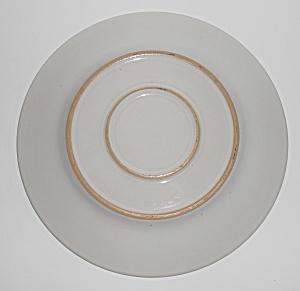 Franciscan Pottery Stoneware Love Birds Dinner Plate