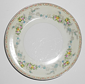 Sampy Fine China Japan Les Fleurs Soup Bowl