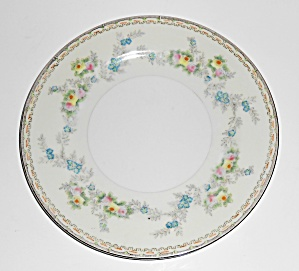 Sampy Fine China Japan Les Fleurs Salad Plate