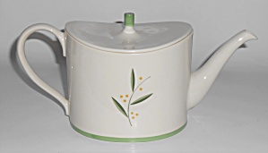 Franciscan Pottery China Westwood Teapot