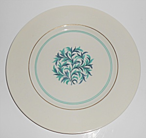 Franciscan Pottery Fine China Experimental Rossmore Din