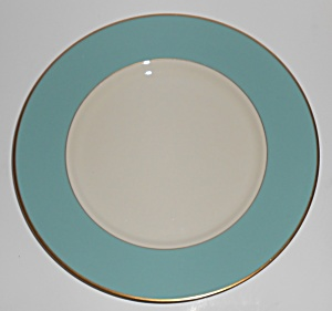 Franciscan Pottery Fine China Blue Dinner Plate