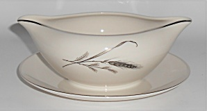 Society Fine Arts China Harvest Time Platinum Wheat Gr