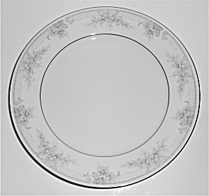 Noritake Porcelain China Sweet Leilani W/platinum Din