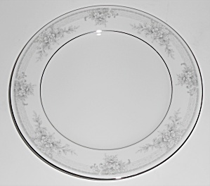 Noritake Porcelain China Sweet Leilani W/platinum Salad