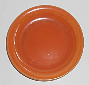 Pacific Pottery Hostess Ware Apache Red #432 Coaster (Image1)