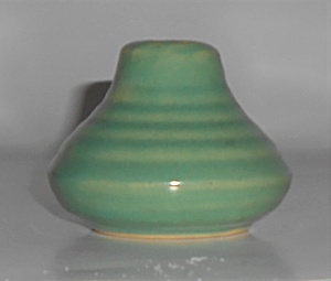 Bauer Pottery Ring Ware Jade Low 5-hole Shaker
