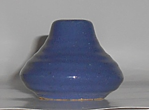Bauer Pottery Ring Ware Cobalt Low 5-hole Shaker