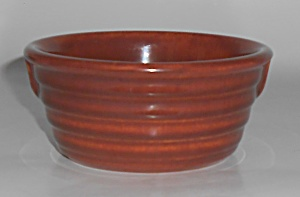 Franciscan Pottery El Patio Redwood Early Ramekin Rare