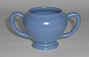 Franciscan Pottery Catalina Rancho Ware Blue Demitasse