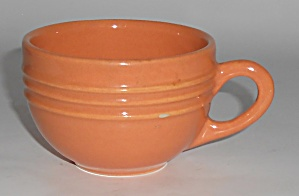 Pacific Pottery Hostess Ware Apricot Punch Cup #2 (Image1)