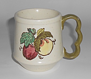 Metlox Poppy Trail Pottery Provincial Fruit Mug