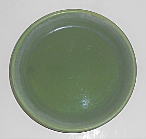 Franciscan Pottery El Patio Early Green Candlestick Hol