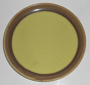 Bauer Pottery Mission Moderne Chartresue Salad Plate