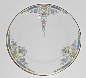 Hutschenreuther China Porcelain Hut6 Floral Swags Bread