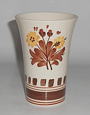Vernon Kilns Pottery Gale Turnbull Hand Decorated T-630