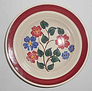 Vernon Kilns Pottery Gale Turnbull Hand Decorated 836 L (Image1)