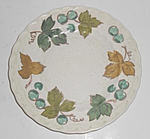 Metlox Pottery Vernon Ware Vinyard Salad Plate (Image1)