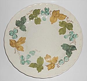 Metlox Pottery Vernon Ware Vinyard Dinner Plate (Image1)