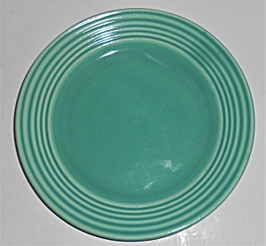 Bauer Pottery Monterey Ring Jade Bread Plate