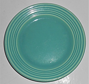Bauer Pottery Monterey Ring Jade Bread Plate (Image1)