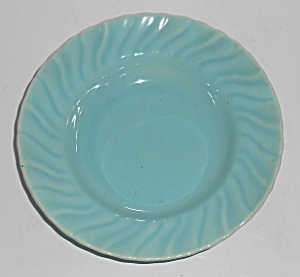Franciscan Pottery Coronado Glacial Blue Fruit Bowl